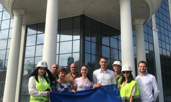 Подол Плаза Резиденс поздравляет украинцев с днем флага!