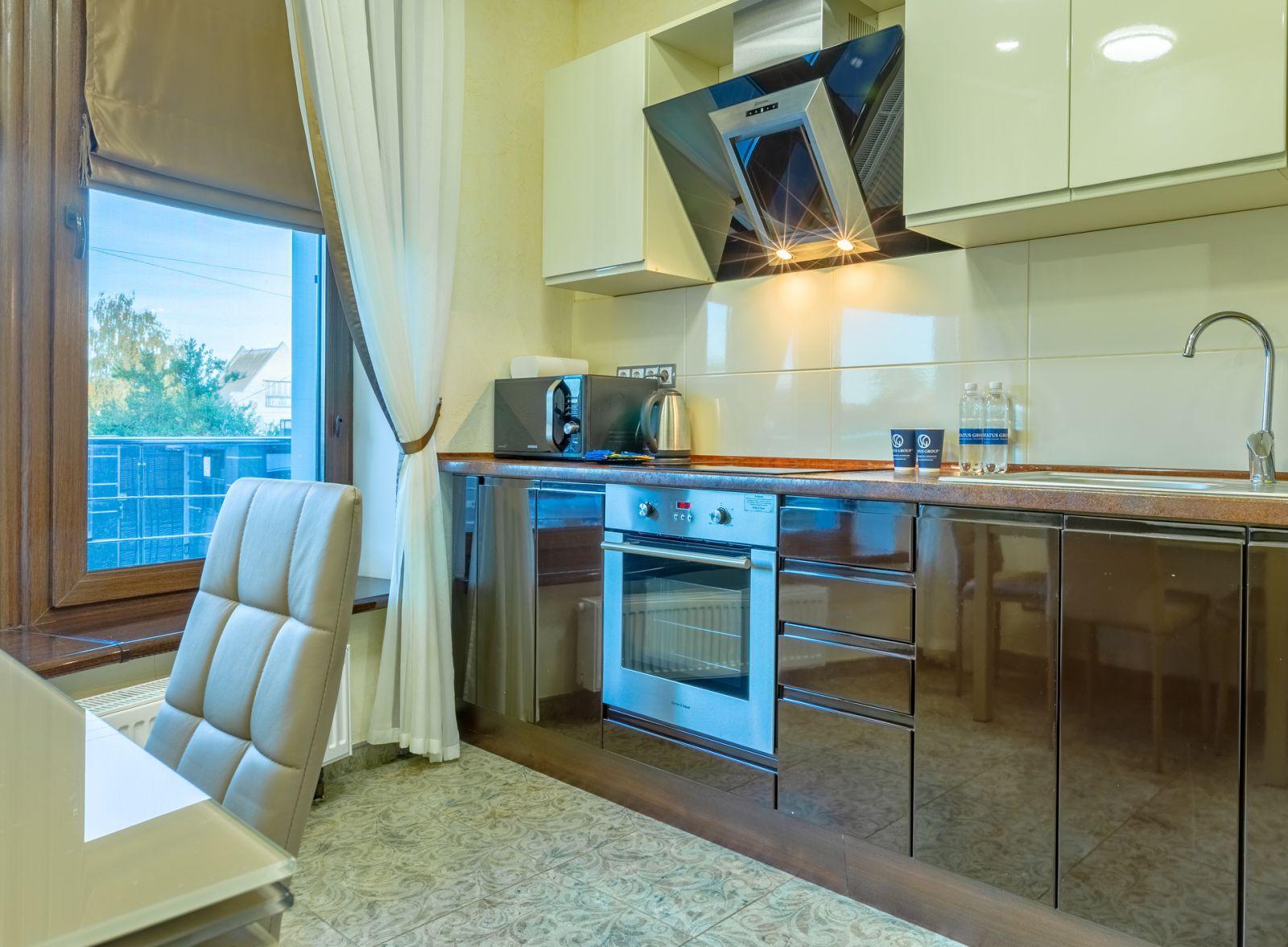 Долгосрочная аренда квартир в Клубном премиум-комплексе Sky River