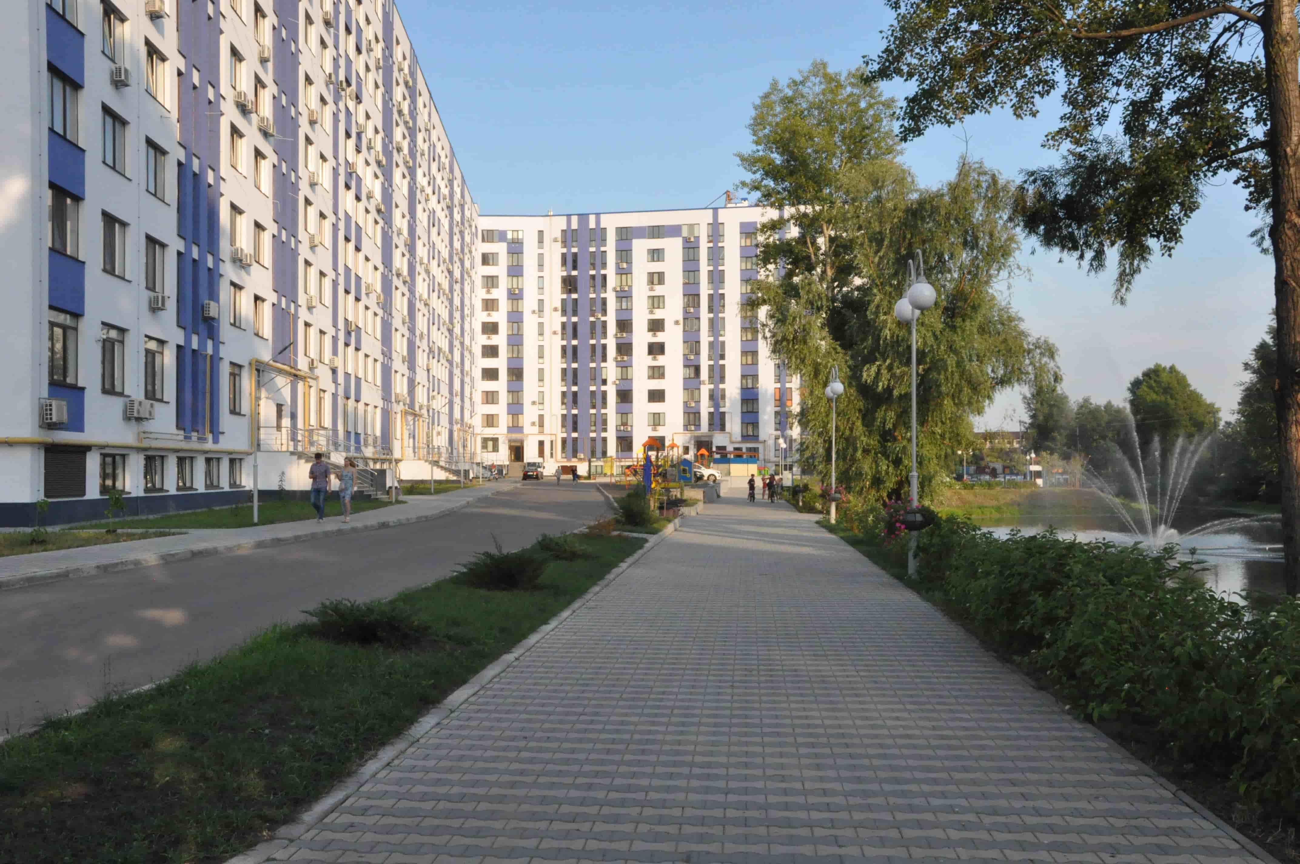 Residential complex Riviera